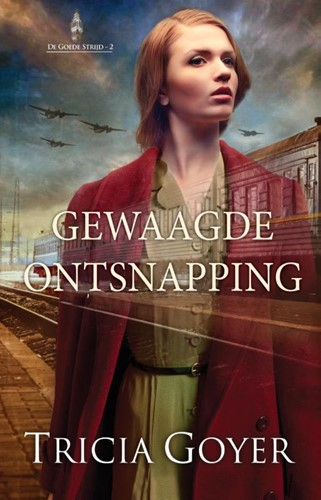 Gewaagde ontsnapping (Paperback)