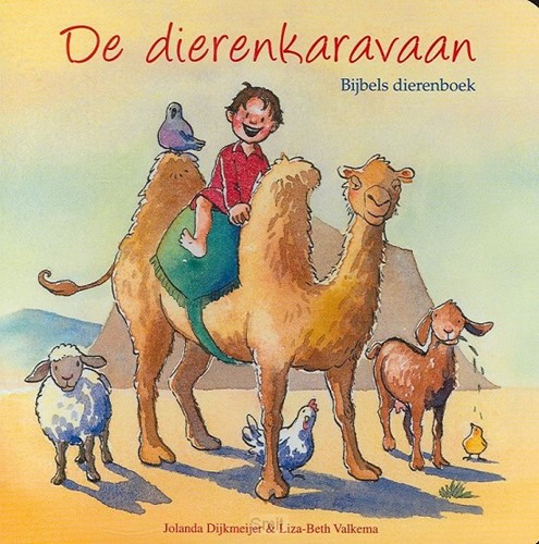 De dierenkaravaan (Hardcover)