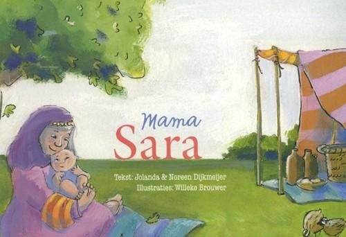 Mama Sara (Kartonboek)