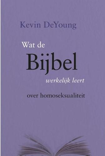 Wat de Bijbel werkelijk leert over homosekualiteit (Paperback)