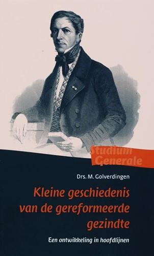 Kleine geschiedenis van de gereformeerde gezindte (Boek)
