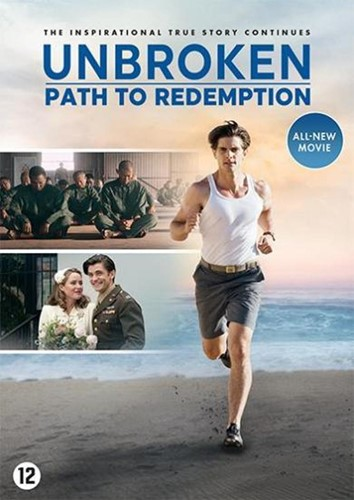 Unbroken: Path to redemption (DVD)