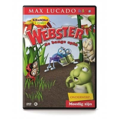 Krummel (Max Lucado) - Webster de Bange (DVD)