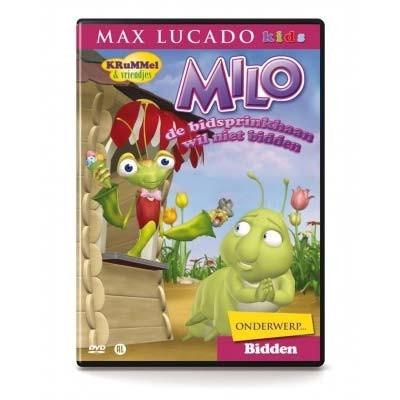 Krummel (Max Lucado) - Milo de Bidsprink (DVD)