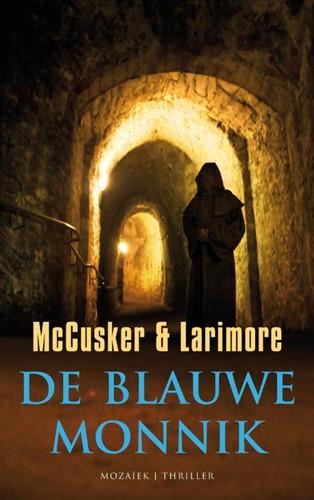 De blauwe monnik (Paperback)