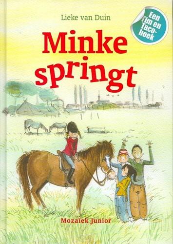 Minke springt (Hardcover)