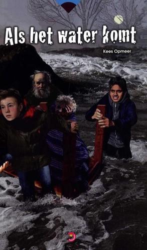 Als het water komt (Hardcover)