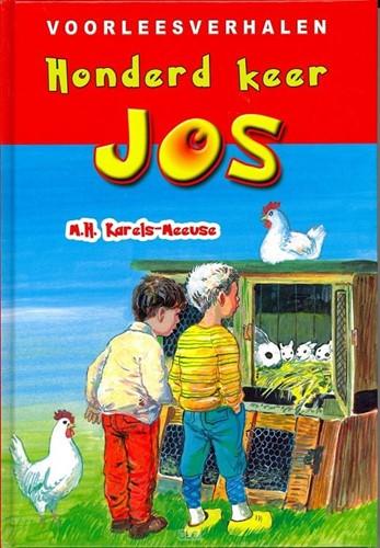 Honderd keer Jos (Hardcover)
