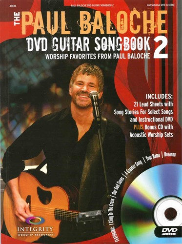 Paul Baloche guitar songbook 2 (Paperback)