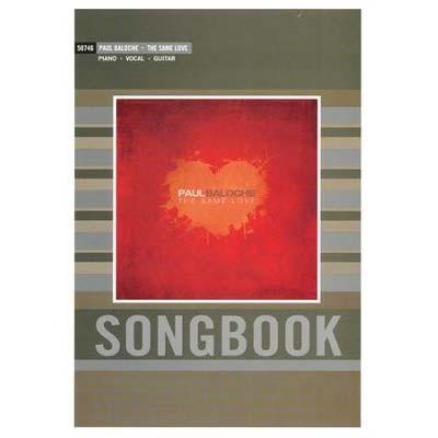 Same love songbook, the (Paperback)