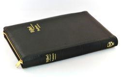 Kanttekeningbijbel KTB47 dundruk sv ps (Leer/Luxe gebonden)