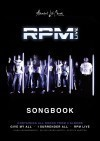 Rpm live songbook (Paperback)