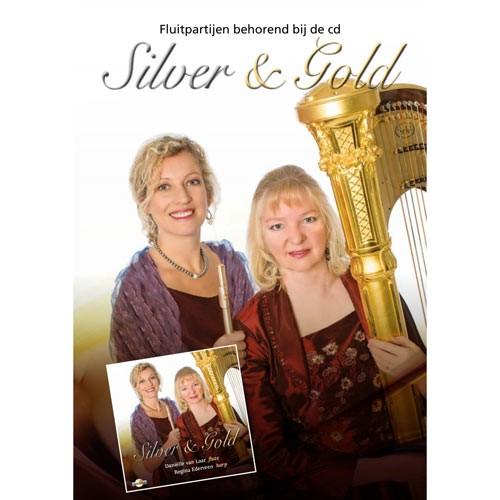 Silver & gold muziekboek (Paperback)