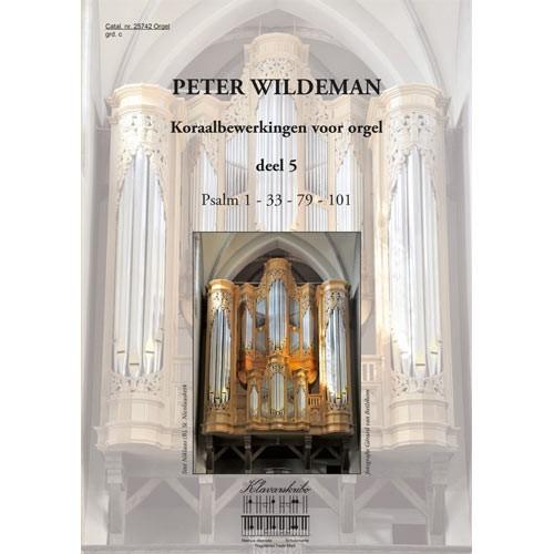 Koraalbew. voor orgel 5 (Paperback)