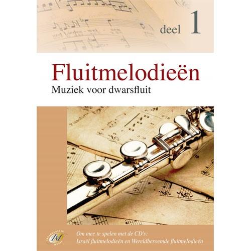 Fluitmelodieen 1 (Paperback)