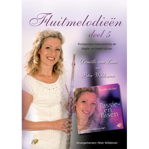 Fluitmelodieen 5 (Paperback)
