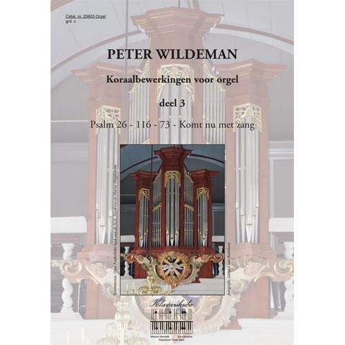 Koraalbew. orgel 3 [+!+] (Paperback)