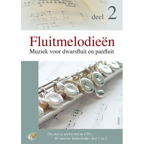 Fluitmelodieen 2 [+!+] (Paperback)