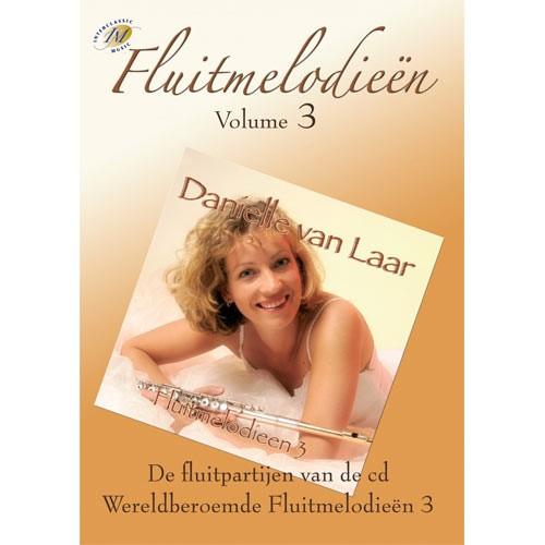 Fluitmelodieen 3 (Paperback)