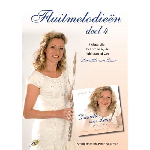 Fluitmelodieen 4 (Paperback)