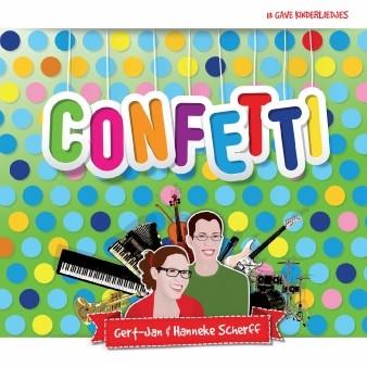 Confetti muziekboek (Paperback)