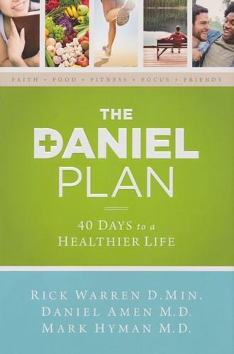 Daniel plan (Boek)