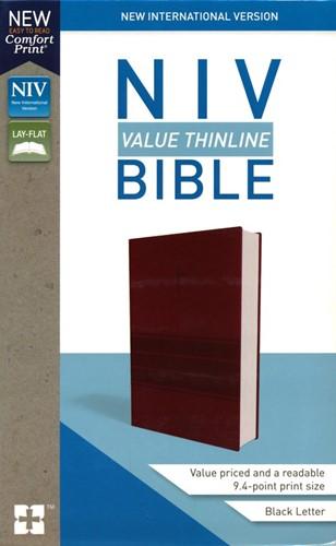 NIV thinline bible (Boek)