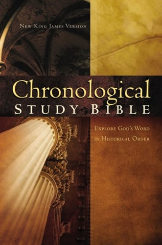 NKJV chronological study bible (Boek)