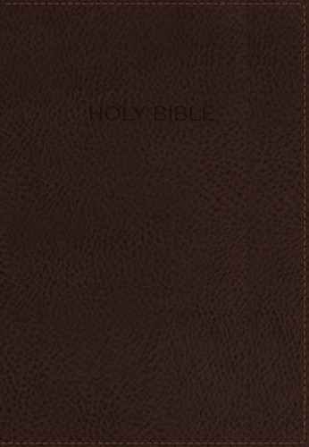 NKJV foundation study bible (Boek)