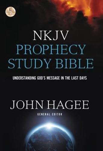NKJV prophecy study bible (Boek)