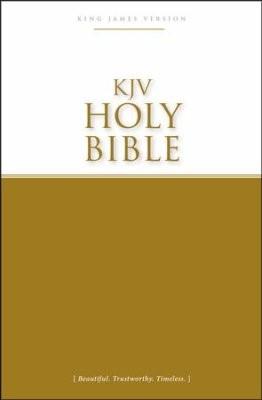 KJV economy bible colour paperback (Boek)