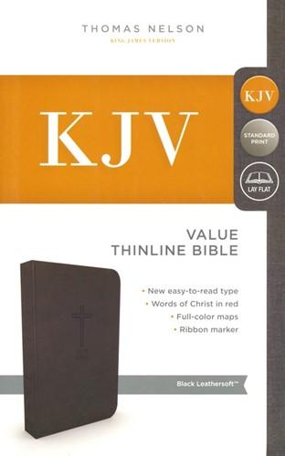 KJV thinline bible (Boek)
