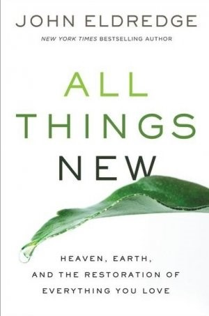 All things new (Boek)