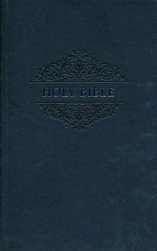 KJV soft touche bible black imitation le (Boek)