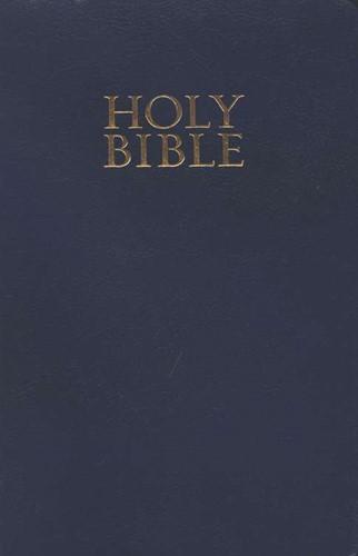 KJV gift & award bible blue (Boek)