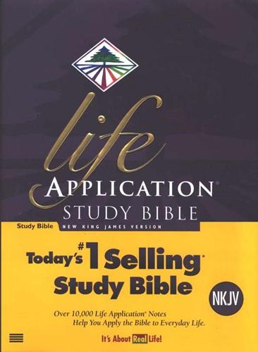 NKJV life aplication bible (Boek)