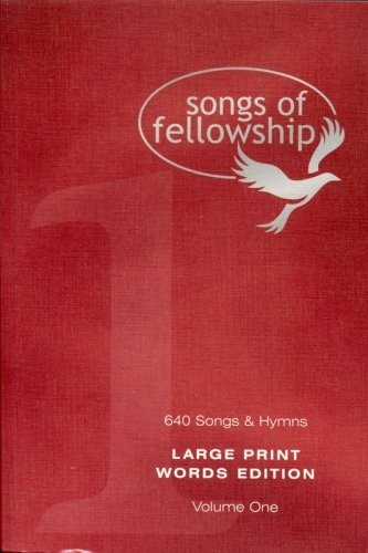Songs of fellowship 1 words large p (Paperback)