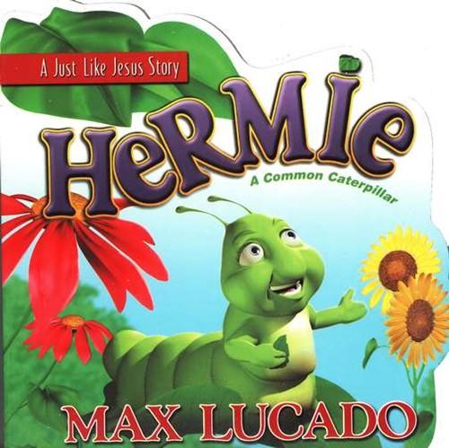 Hermie, a common caterpillar (Boek)