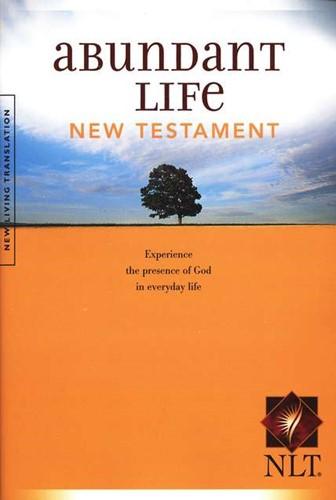 NLT abundant life (New Testament) (Boek)