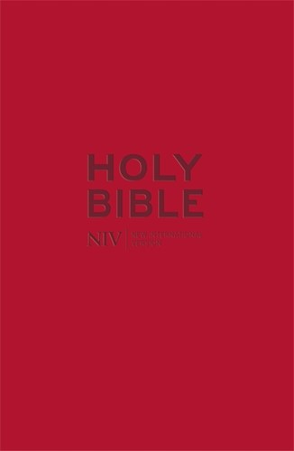NIV pocket bible with zip (Boek)