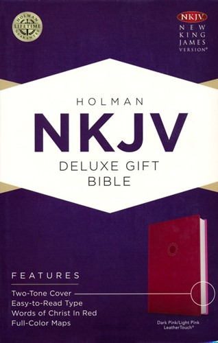 NKJV deluxe gift bible (Boek)