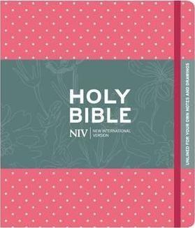 NIV journaling bible (Boek)