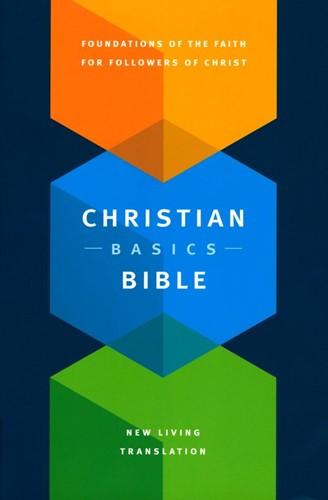 NLT christians basic bible (Boek)