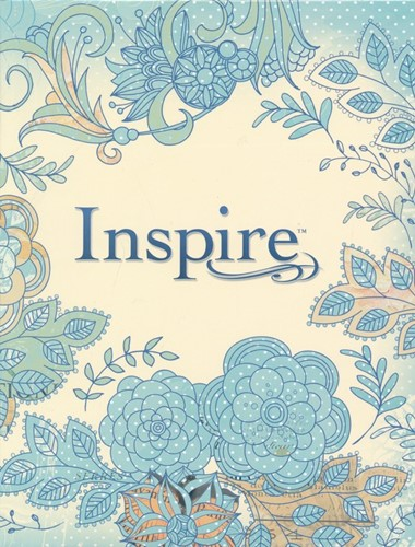 NLT inspire bible color softcover (Boek)