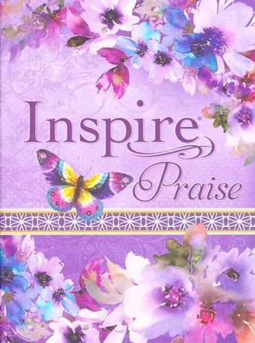 NLT inspire praise bible (Boek)