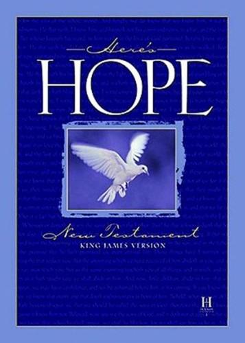KJV Here's hope new testament colour ing (Boek)
