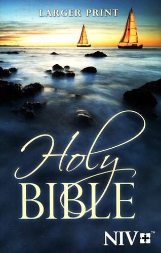 NIV LP bible (Boek)