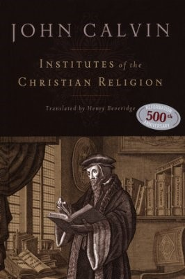 Institutes of Christian religion (Boek)