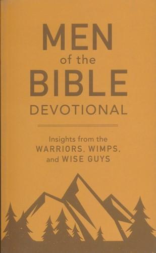 Men of the Bible Devotional (Boek)