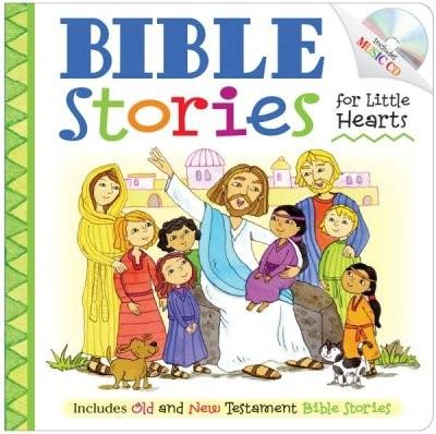 Bible stories for little hearts (Boek)